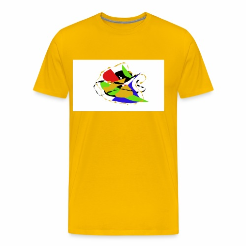 Kunst One - Männer Premium T-Shirt