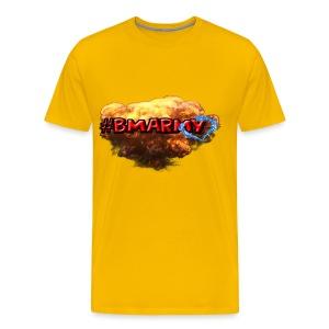 Pixelbmshop123123 - Premium-T-shirt herr