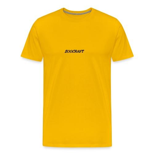 zoocraft - T-shirt Premium Homme