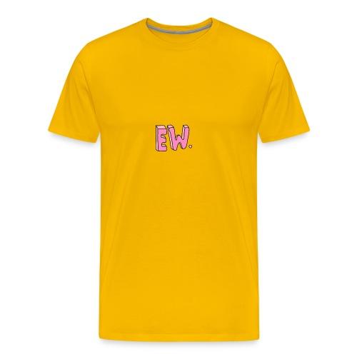 Eww - Premium T-skjorte for menn