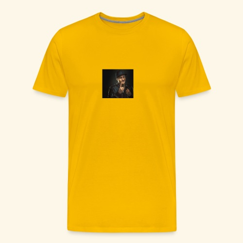 Petter Katastrofe - Premium T-skjorte for menn