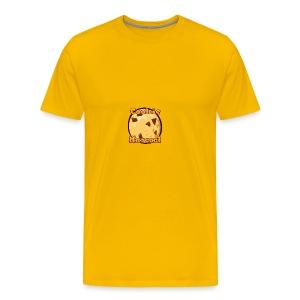 Cookie marcool LOGO - Premium T-skjorte for menn
