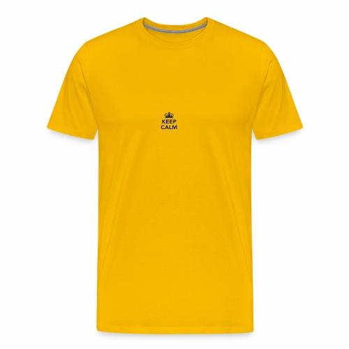 Keep Calm (pluspetit) - T-shirt Premium Homme