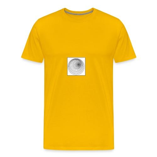 Fond - T-shirt Premium Homme