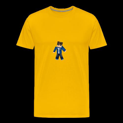 90FDBD36 6DD5 4DEC 8000 C5BBCE698B96 - Männer Premium T-Shirt
