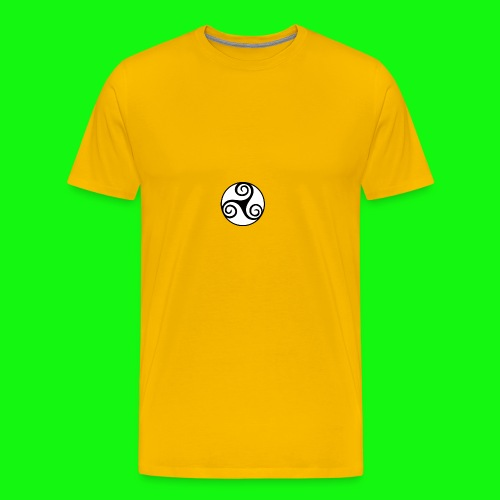 celtic-zen - T-shirt Premium Homme