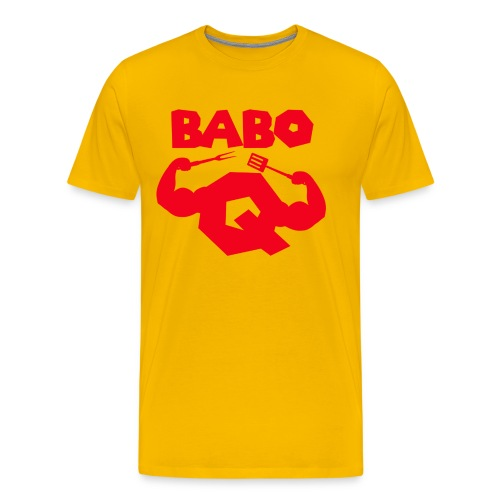 BABO-Q BARBECUE SHIRT - Männer Premium T-Shirt