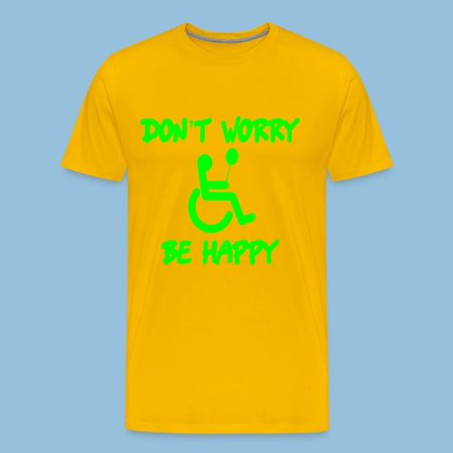 dontworry - Mannen Premium T-shirt
