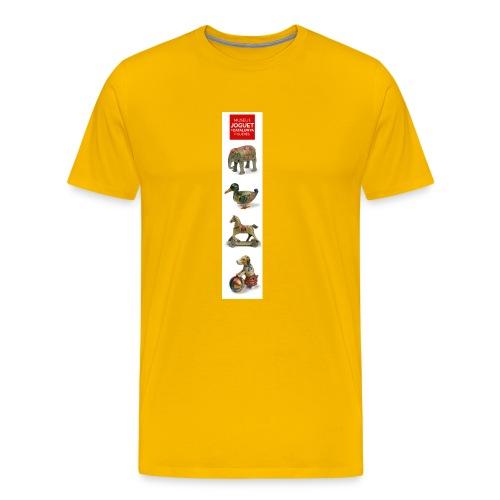 Joguets 1 / Juguetes 1/ Jouets 1/ Toys 1 - Camiseta premium hombre