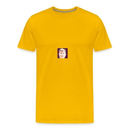 LuradoTV Logo - Men's Premium T-Shirt