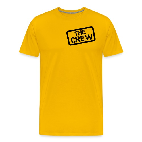 Crew logo - Premium-T-shirt herr
