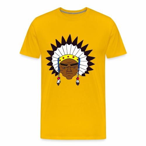 indien - T-shirt Premium Homme