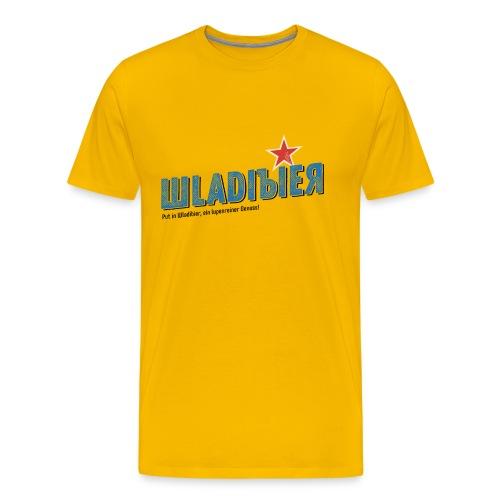Wladibier - Männer Premium T-Shirt