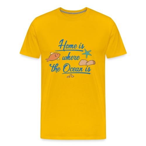 Tauchen - Männer Premium T-Shirt