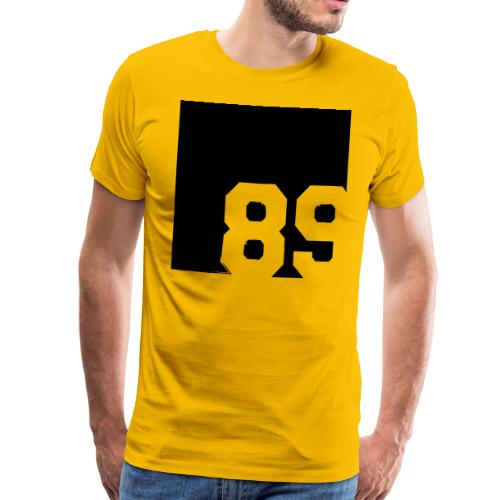 1989 - Koszulka męska Premium