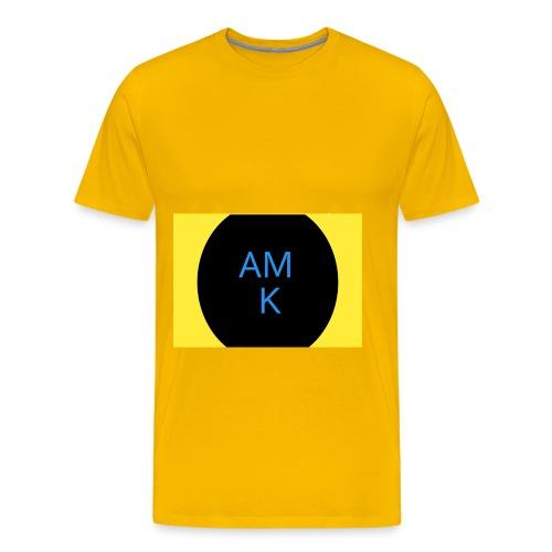 AMK - Mannen Premium T-shirt
