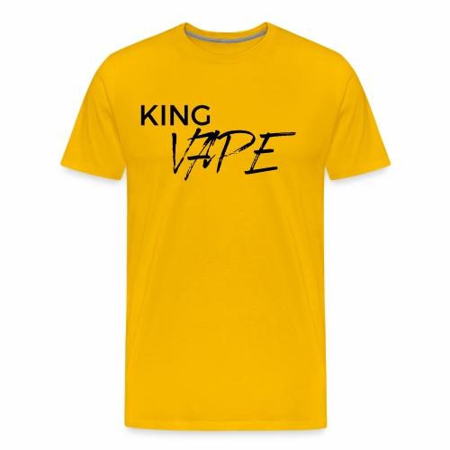 KingVape - Men's Premium T-Shirt