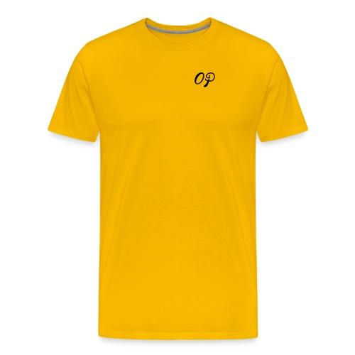 op black - Men's Premium T-Shirt