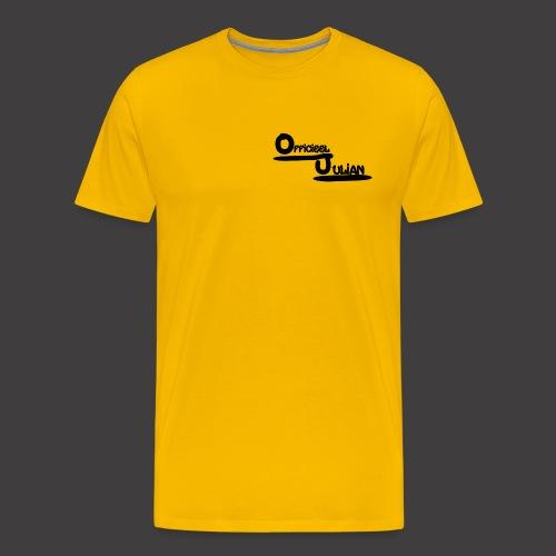 Officieel Julian - Mannen Premium T-shirt