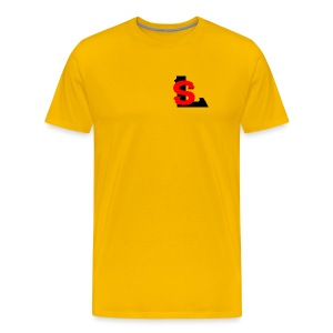 LinkuSLogo - Men's Premium T-Shirt