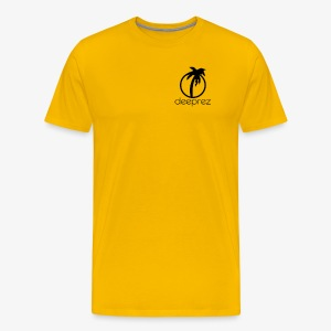 Tropical Yellow Wear - T-shirt Premium Homme