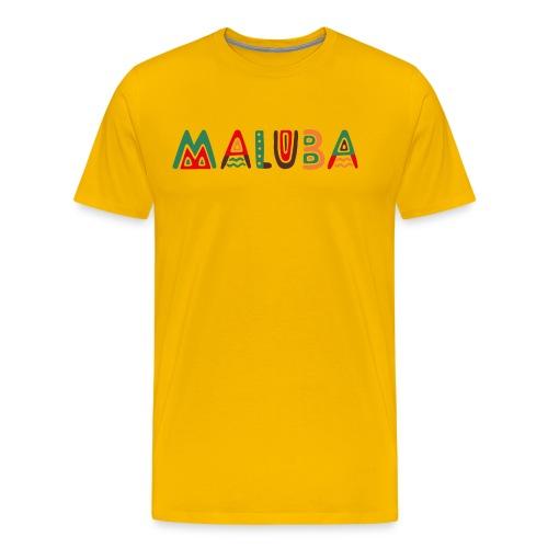 maluba - Männer Premium T-Shirt