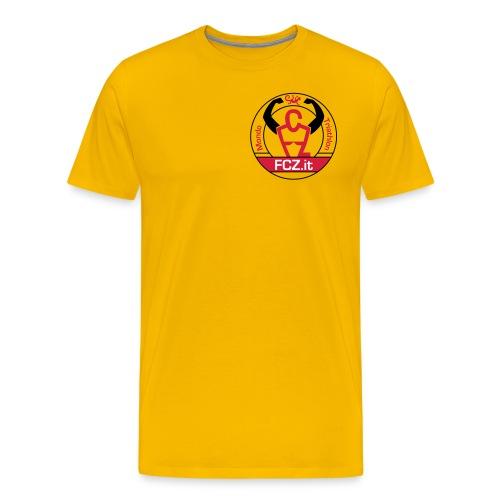 FCZ Mondo Triathlon - Maglietta Premium da uomo