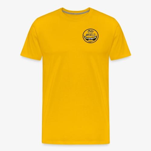 Make the whole World Smile - Männer Premium T-Shirt