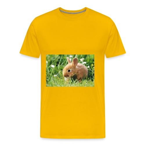 SWEET RABBIT - Premium-T-shirt herr