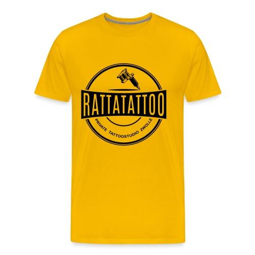 RATTATATTOO LOGO GOED - Mannen Premium T-shirt