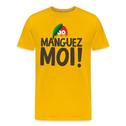 Manguez-moi ! - T-shirt Premium Homme