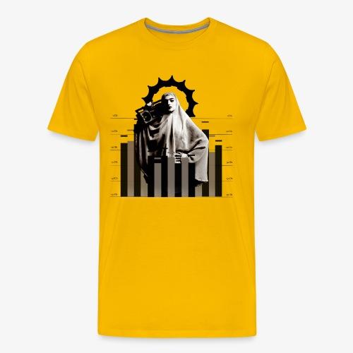 Sound System - Men's Premium T-Shirt