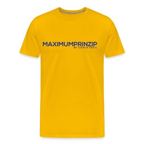 MP Logo - Männer Premium T-Shirt