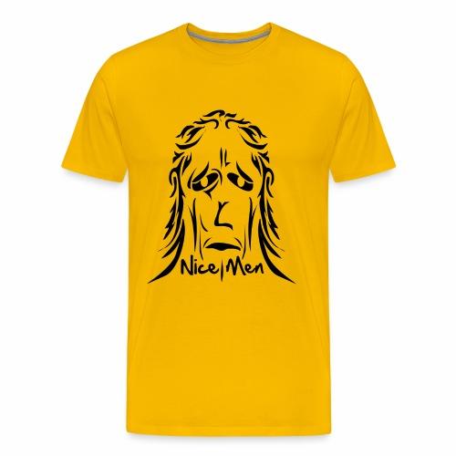 Dark,Horror,Skrull,Böse,Dämon,Fun,Party,Lustig, - Männer Premium T-Shirt