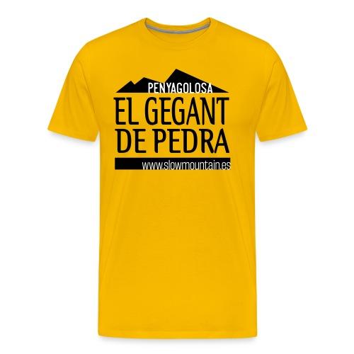 Penyagolosa - Camiseta premium hombre
