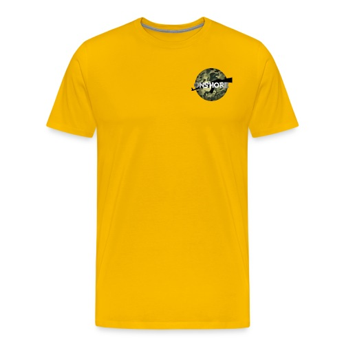 LOGO ONSHORE CAMO - T-shirt Premium Homme
