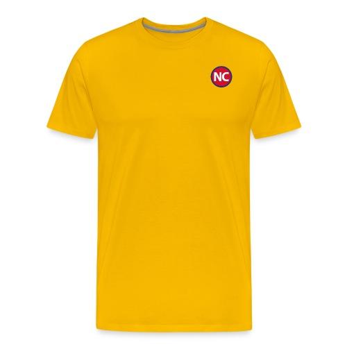 No Connection - Herre premium T-shirt