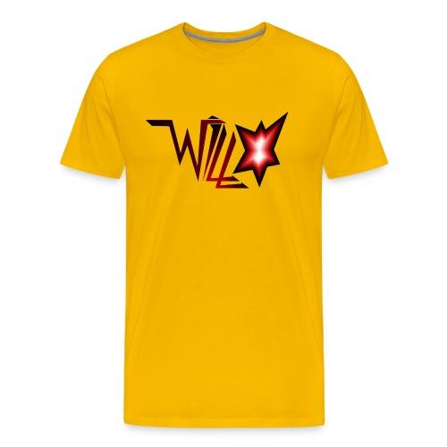 willstar - T-shirt Premium Homme