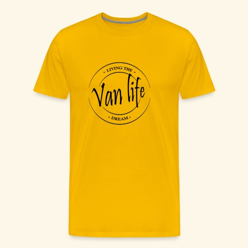 Van life - Men's Premium T-Shirt