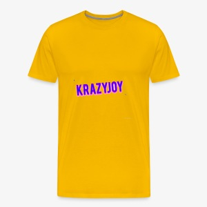 KrazyJoy - Men's Premium T-Shirt