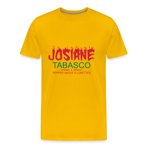 josiane tabasco - T-shirt Premium Homme