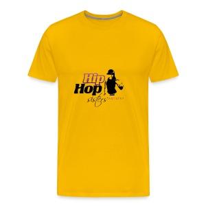 HIP HOP DISTERS - Camiseta premium hombre