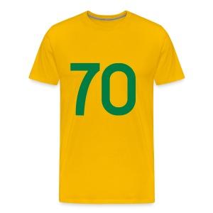 Football 70 - Men's Premium T-Shirt