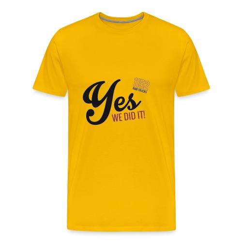 YES-1152.b - Männer Premium T-Shirt