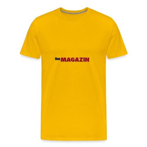 Das MAGAZIN - Männer Premium T-Shirt