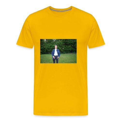 Commissaris Alex Vereecken 2 - Mannen Premium T-shirt