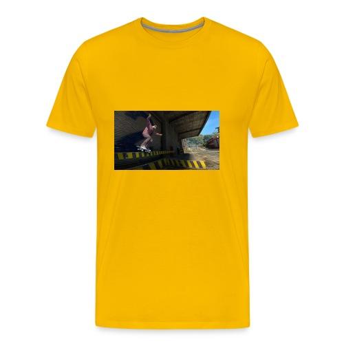 skate 3 - Men's Premium T-Shirt