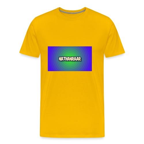 Nathan Raar - Mannen Premium T-shirt