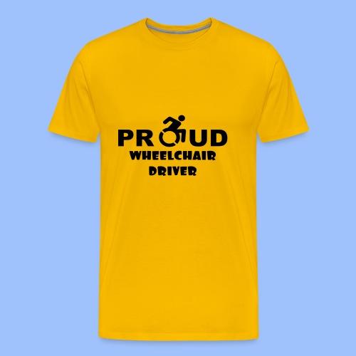 Proud - Mannen Premium T-shirt