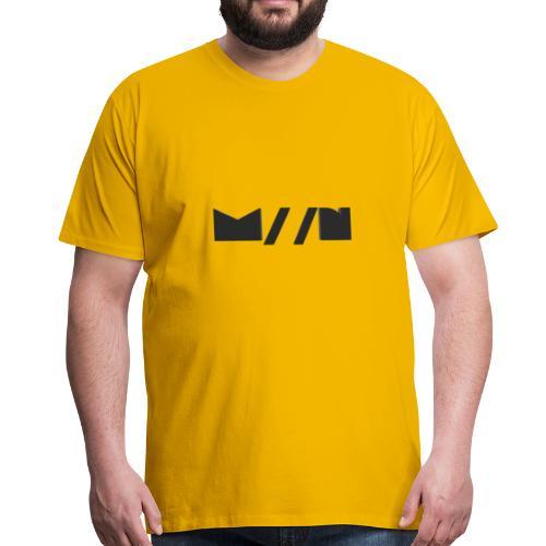 M//N State - Mannen Premium T-shirt
